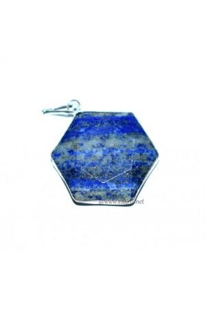 Lapis Lazuli SOD Frame Pendant