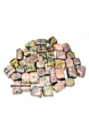 RODONITE TUMBLED SONE